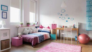 e48a5d3f8c3 7 Ιδέες για το κοριτσίστικο δωμάτιο