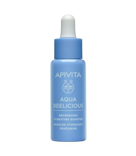 Booster αναζωογόνησης και ενυδάτωσης Aqua Beelicious, της Apivita.