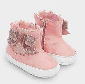 μποτινια ροζ για μωρο
