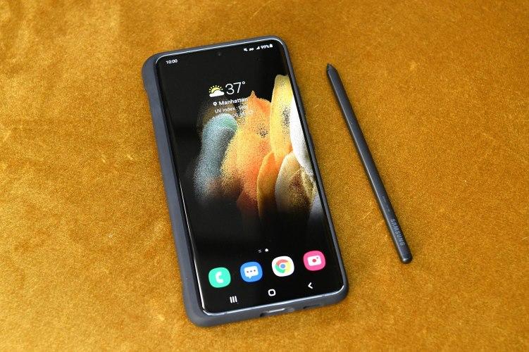 galaxy s21 ultra - S στυλό